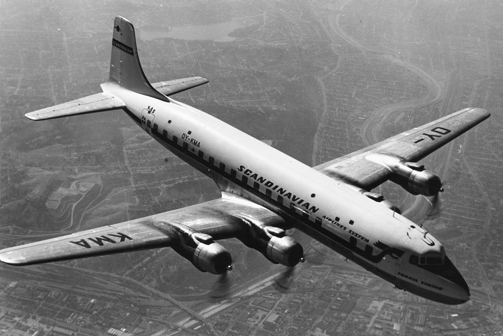 DC6-B, Torkil Viking